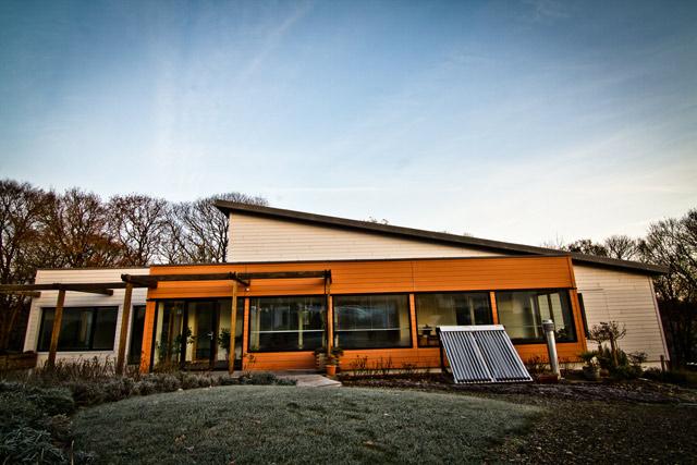 Réalisation Maison passive à Pluguffan (29) en Bretagne