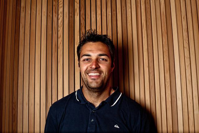 Fabien Collin (administrateur et charpentier ossature bois)