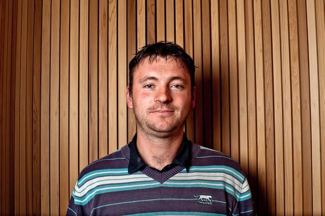 Samuel Clerc (menuisier chantiers)