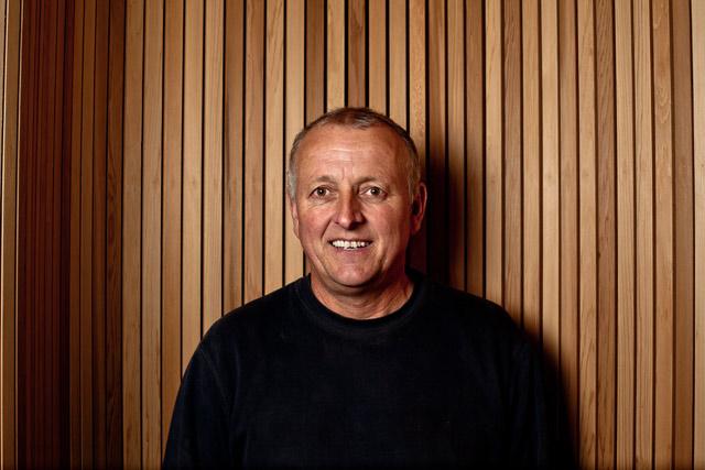 Jacques Le Roux (administrateur et chef d'atelier menuiserie)