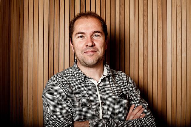Dominique Le Paih (administrateur et métreur-deviseur menuiserie, responsable achats)
