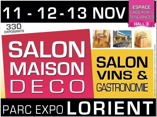 Salon de l'habitat - Lorient - 11, 12, 13 Novembre