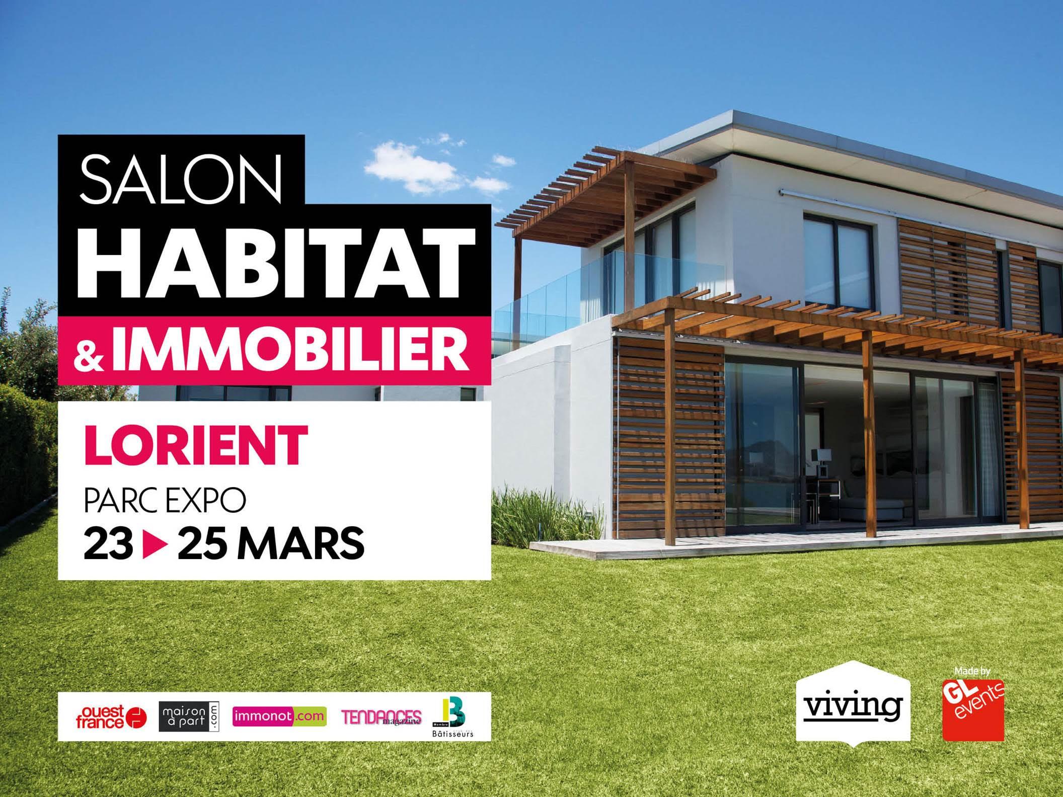 Salon Habitat et Immobilier Lorient 2019