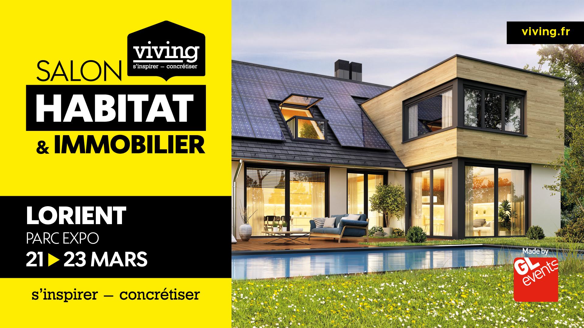 Salon Habitat et Immobilier Lorient 2020
