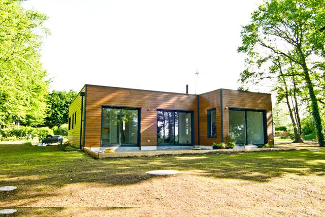 Maison bbc bretagne segu maison for Constructeur de maison en bois en bretagne